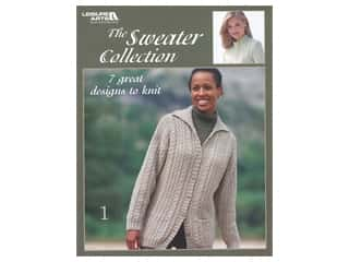 Leisure Arts The Sweater Collection Knit Book