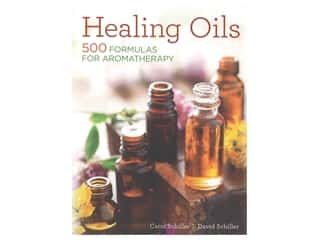 books & patterns: Sterling Publishing Healing Oils Book