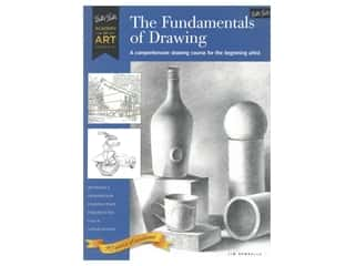 books & patterns: Walter Foster Academy of Art The Fundamentals of Drawing Book