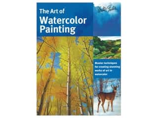 books & patterns: Walter Foster The Art of Watercolor Painting Book