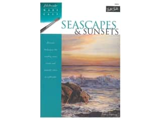 books & patterns: Walter Foster Watercolor Made Easy Seascapes & Sunsets Book
