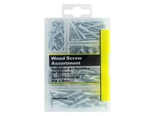 craft & hobbies: Hillman Wood Screw Assortment 0.53lb