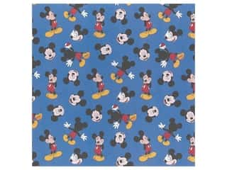 "EK Paper 12""x 12"" Mickey Blue (25 pieces)"