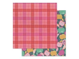 "Pink Paislee Collection Paige Evans Truly Grateful Paper 12""x 12"" Paper 12 (25 pieces)"