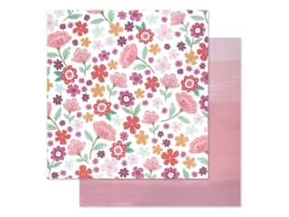 "Pink Paislee Collection Paige Evans Truly Grateful Paper 12""x 12"" Paper 15 (25 pieces)"