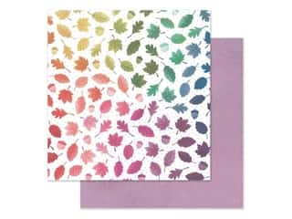 "Pink Paislee Collection Paige Evans Truly Grateful Paper 12""x 12"" Paper 10 (25 pieces)"