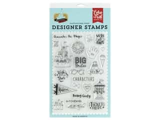 Echo Park Collection Remember The Magic Stamp Set Big Smiles