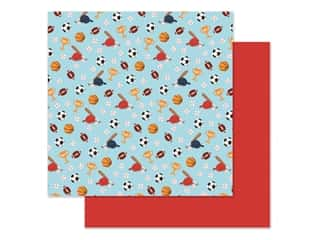 "Echo Park Collection All Boy Paper 12""x 12"" All Star (25 pieces)"