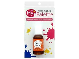 Resinate Accessories My Palette Pigment Ink Orange