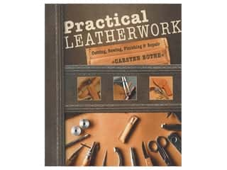 Schiffer Publishing Practical Leatherwork Book