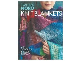 books & patterns: Sixth & Spring Timeless Noro Knit Blankets Book
