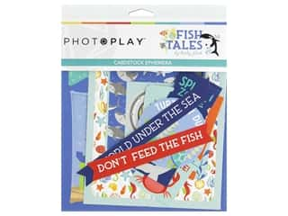 Photo Play Collection Fish Tales Ephemera