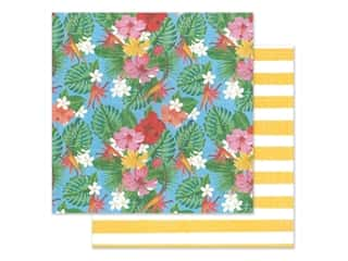 "Photo Play Collection Aloha Paper 12""x 12"" Tropical Garden (25 pieces)"