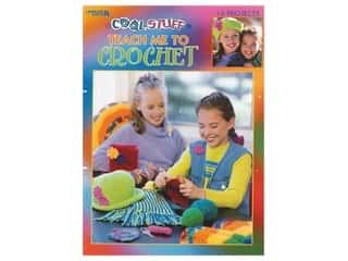 Cool Stuff Teach Me to Crochet Book