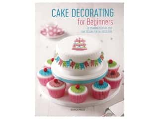 books & patterns: Search Press Cake Decorating For Beginners Book