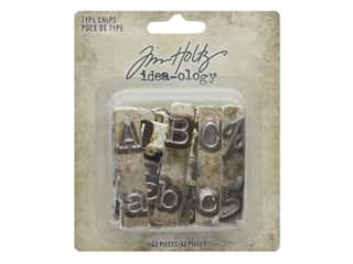 Tim Holtz Idea-ology Type Chips