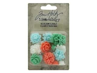 Tim Holtz Idea-ology Heirloom Florals