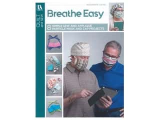 Leisure Arts Breathe Easy Book