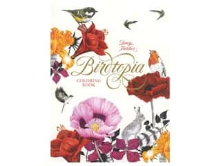 Laurence King Publishing Birdtopia Coloring Book