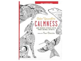 Cico Books Color Yourself To Calmness Book