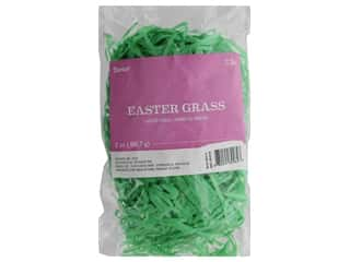 Darice Easter Grass 2oz Green