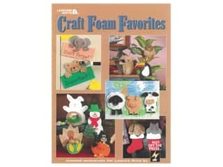books & patterns: Leisure Arts Craft Foam Favorites Book