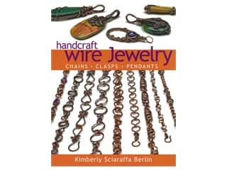 beading & jewelry making supplies: Kalmbach Handcraft Wire Jewelry Book