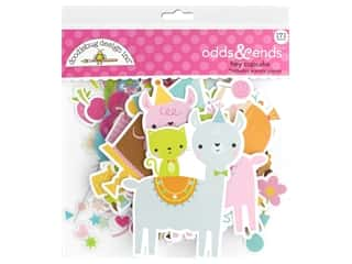 Doodlebug Collection Hey Cupcake Odds & Ends