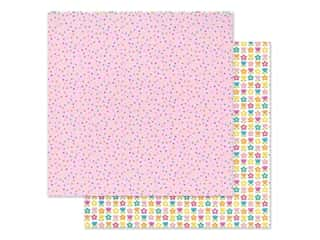 """Doodlebug Collection Hey Cupcake Paper 12""""x 12"""" Cupcake Sprinkles (25 pieces)"""