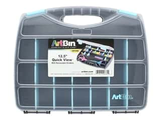 ArtBin Quick View Carrying Case 12.5 in.  Aqua