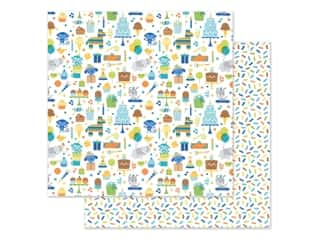 "Doodlebug Party Time Paper 12""x 12"" Party Time (25 pieces)"