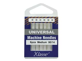 Klasse Machine Needle Universal Size 90/14 6pc