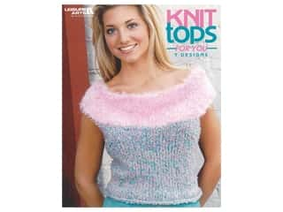 novelties: Leisure Arts Knit Tops For You Book