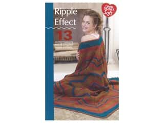Red Heart Soft Ripple Effect Crochet Book