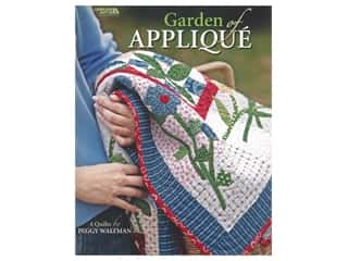 Oxmoor House Garden Of Applique Book
