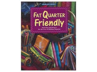 Oxmore House Fat Quarter Friendly Book