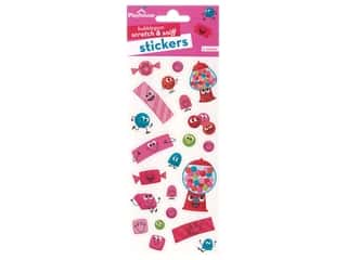 scrapbooking & paper crafts: Paper House Sticker Scratch & Sniff Bubblegum