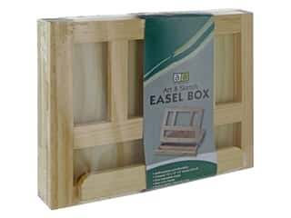 Art Advantage Easel Wood Art & Sketch Box 10 in. x 13 in.