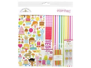 Doodlebug Collection Hey Cupcake Essentials Kit