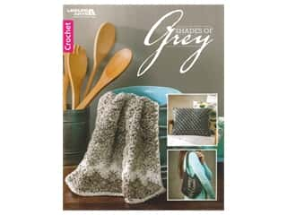 books & patterns: Leisure Arts Shades of Grey Book