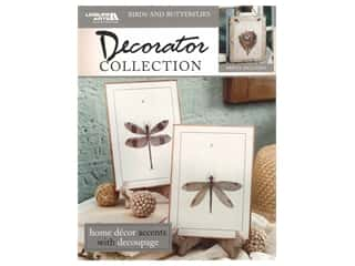decorative bird': Leisure Arts Birds & Butterflies Book