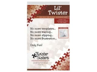books & patterns: Twister Sisters Tool Lil' Twister