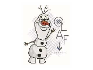 craft & hobbies: Diamond Dotz Facet Art Kit Intermediate Disney Olaf