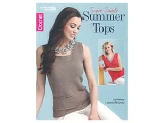 Super Simple Summer Tops Crochet Book