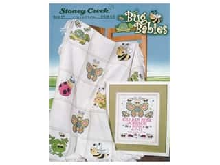 Stoney Creek Bug Babies Cross Stitch Book