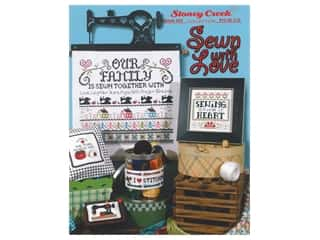 Stoney Creek Sewn With Love Cross Stitch Book