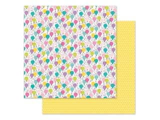 """scrapbooking & paper crafts: Simple Stories Magical Birthday Paper 12""""x 12"""" It's Your Day (25 pieces)"""