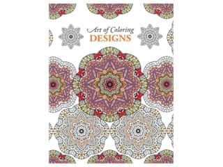 Leisure Arts The Art Of Coloring Designs Book