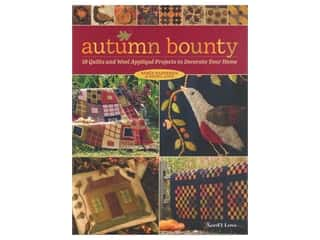 Need'l Love Company Autumn Bounty Book