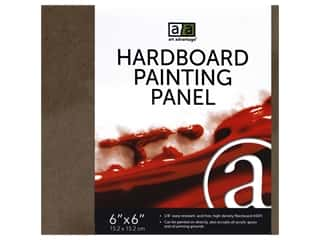Art Advantage Hardboard Paintng Panel 6 in. x 6 in.